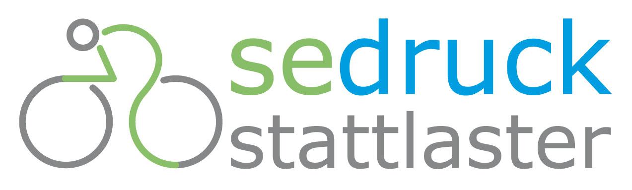 Logo sedruck Stattlaster