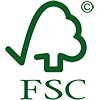 This image shows an FSC-Logo