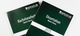 Verffentlichung einer Dissertation - Die hufigsten Fehler
