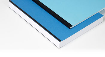 softcover strip binding