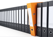 Documents with filing strips - ideal for file folders © 3desc/fotolia