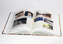 Photobook as hardcover