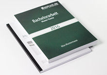 Bachelorarbeit Softcover