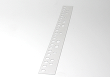 filing strips for wire binding